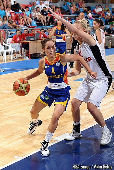 4. Laura Pal (Romania)